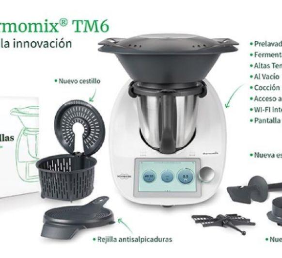 Nuevo modelo del Thermomix® tm6
