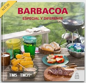 Nueva coleccion: BARBACOA (especial y diferente)