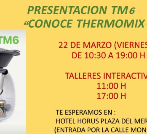Descubre el nuevo TM 6