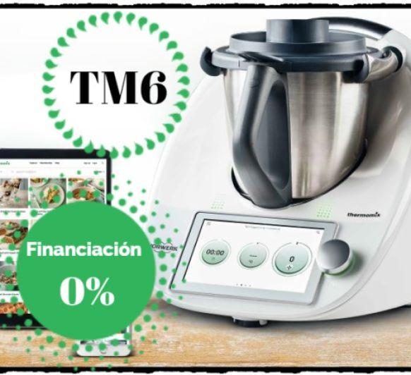 Thermomix® TM6 CON FINANCIACIÓN AL 0%