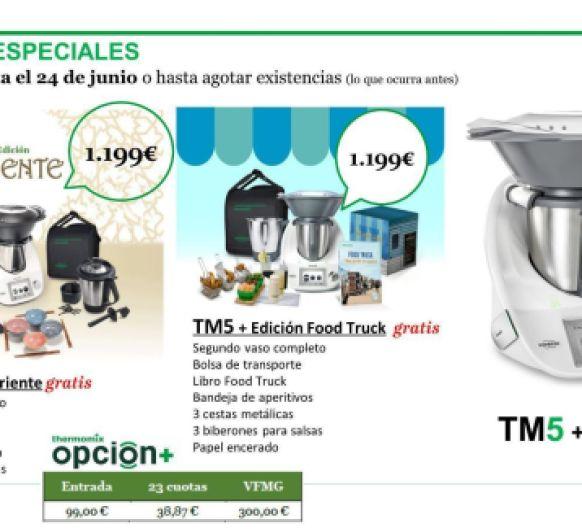 Thermomix® TM5 EN LIQUIDACIÓN