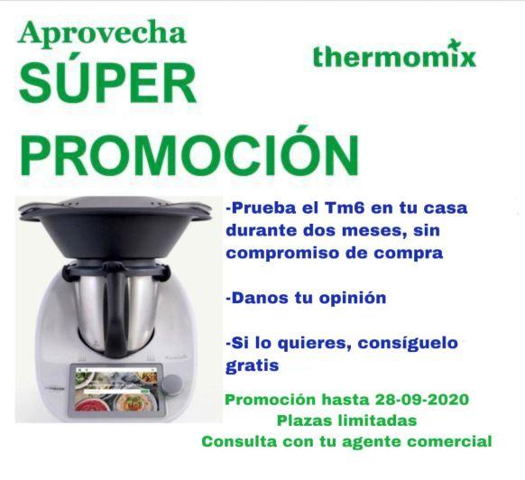Prueba la nueva Thermomix®